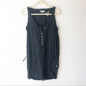 Loomstate 100% Organic Cotton Romper S